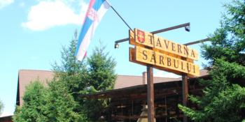 Taverna Sârbului – București